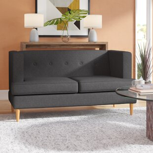 Ariade Fabric Loveseat