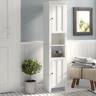 Nestor Wood Tall Bathroom 15