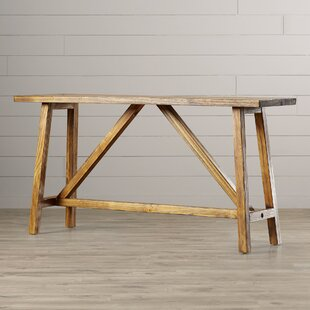 August Grove Edna Console Table