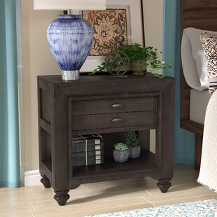 Maguire 1 Drawer Nightstand