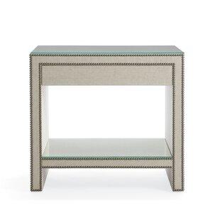 Affordable Weston 1 Drawer Nightstand by Bernhardt