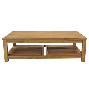 Look for Yokum Coffee Table By Millwood Pines