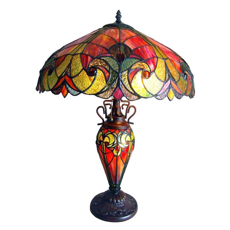 Astoria Grand Aldan 24 75 Bowl Table Lamp Reviews Wayfair