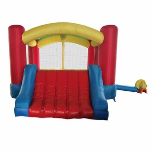 ALEKO Inflatable Bounce Ho..