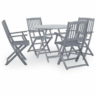 Shorthill 4 Seater Dining Set By Sol 72 Outdoor