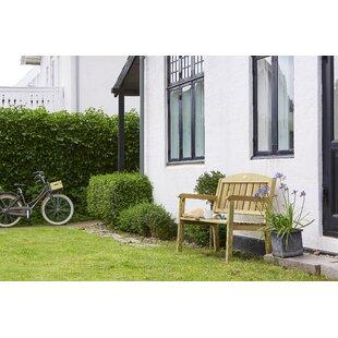 Kiersten Wooden Bench By Sol 72 Outdoor