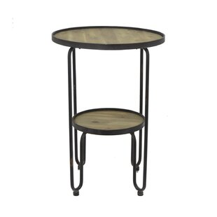 Mccullum End Table by Williston Forge