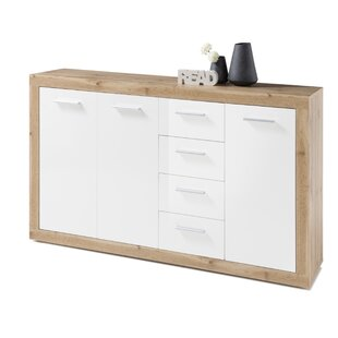 Valletta 3 Drawer Combi Chest By 17 Stories