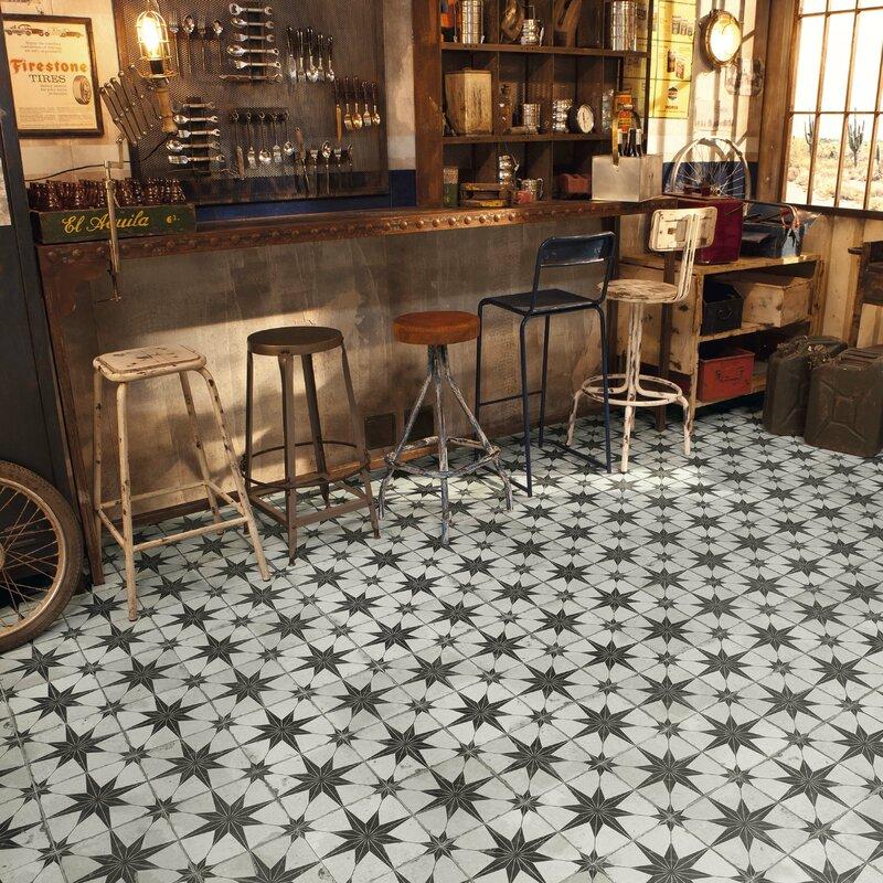 Royalty 17  63 Ceramic Field Tile In Beige Gray