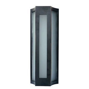 Griselda 1-Light Outdoor Flush Mount by Charlton Home