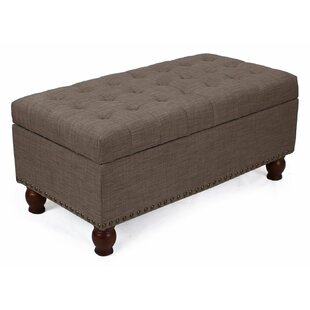 Gourley Fabric Storage Bench