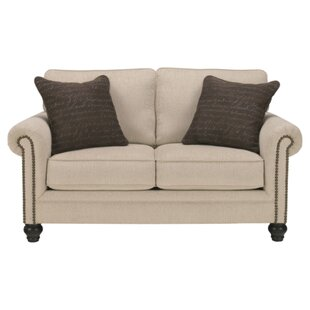 Price Check Grote Loveseat by Darby Home Co Reviews (2019) & Buyer's Guide