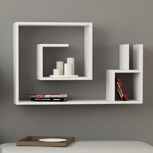 Wall Shelf By Mercury Row