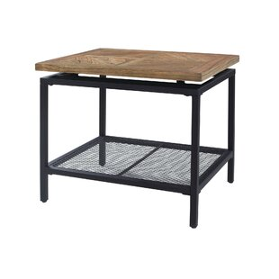 Best Review Daubert End Table By Williston Forge