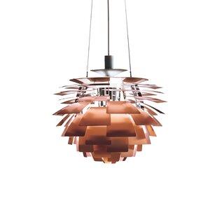 Modern copper pendant lighting save aloadofball Images
