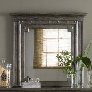St. Armand Square Dresser Mirror by Hooker Furniture