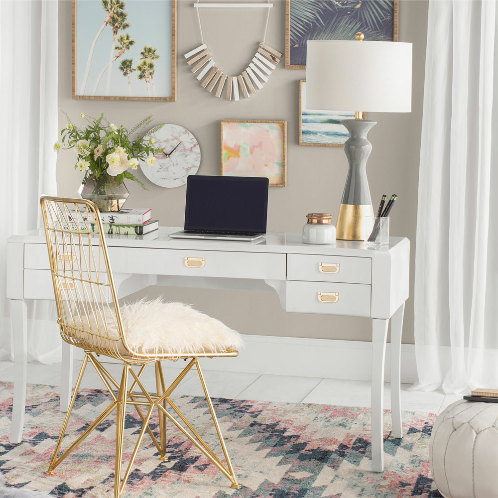 Glam Home Office Furniture
