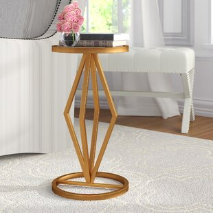 Tryphena End Table by Willa Arlo Interiors