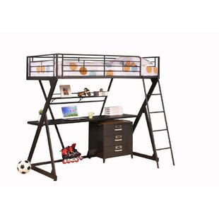 Chiu Twin Loft Bed