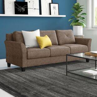 Microfiber Sofas You Ll Love In 2021 Wayfair Ca