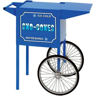 Sno Cone Cart for Arctic Blast
