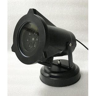 Creative Motion Electrical Indoor/Outdoor LED Spot Light