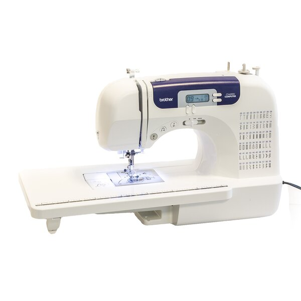 Brother Sewing Computerized 40 Stitch Sewing Machine Reviews Wayfair New Pfaff 30 Sewing Machine History