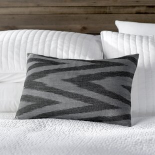 Cadena Chevron Cotton Throw Pillow (Set Of 2) by Orren Ellis Cool