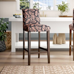 Affordable Price Cheswick 31 Bar Stool by Bungalow Rose Reviews (2019) & Buyer's Guide