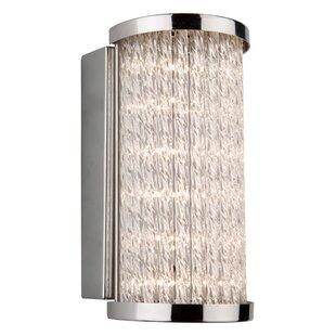 Orren Ellis Maija 1-Light LED Bath Sconce