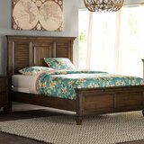 Samar Standard Bed by World Menagerie