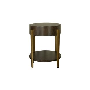 Bascom End Table by Brayden Studio