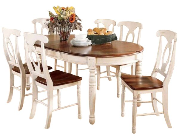 Charming Oval Kitchen U0026 Dining Tables Youu0027ll Love | Wayfair