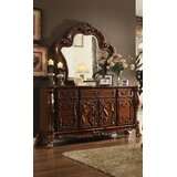 Dileo 7 Drawer Combo Dresser with Mirror by Astoria Grand