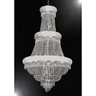 Montana 21-Light Chandelier by House of Hampton
