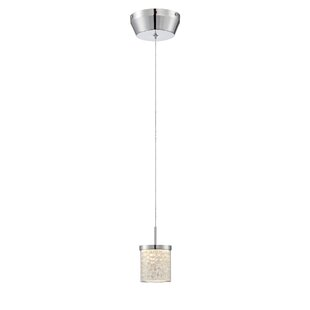 House of Hampton Baldwin 1-Light Drum Pendant
