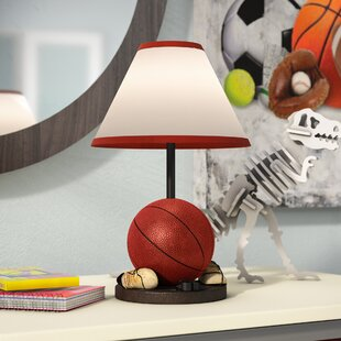 Price comparison Zacharie Basketball 9 Table Lamp By Zoomie Kids