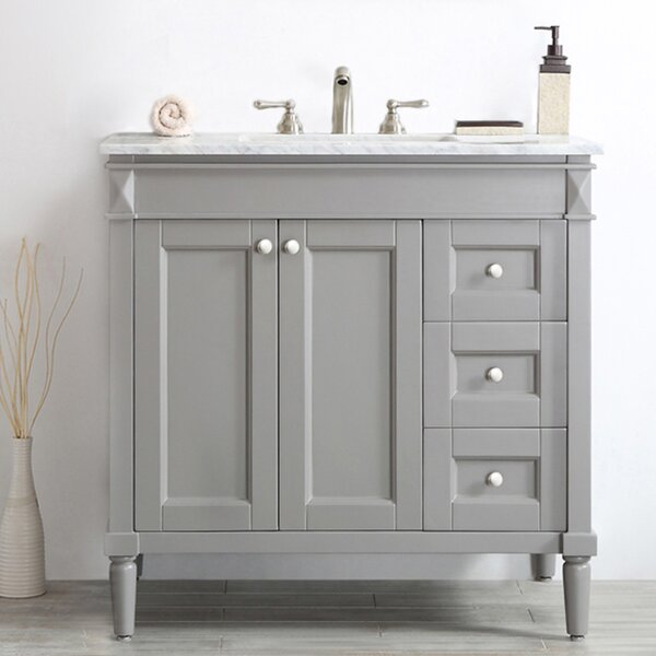 Bathroom Vanity 36 X 19