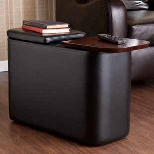 Reviews Murphy End Table with Storage By Wildon Home ®
