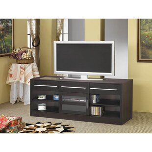 Comparison Théo TV Stand for TVs up to 65 by Latitude Run Reviews (2019) & Buyer's Guide