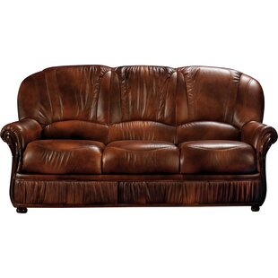 Piercefield Leather Sofa