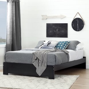 Bargain Reevo Platform Bed by South Shore Reviews (2019) & Buyer's Guide