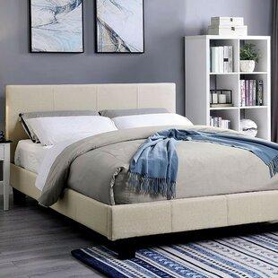 UpsonPlatform Bed by Ebern Designs