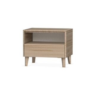 Order Boston 1 Drawer Nightstand by Calligaris Reviews (2019) & Buyer's Guide