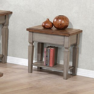 Murtaugh End Table by August Grove