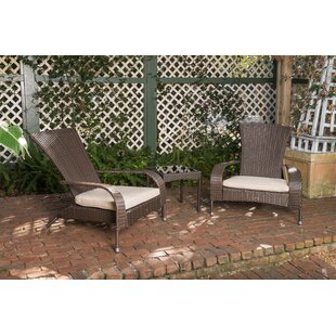 Coconino 3 Piece Seating Group with Cushions