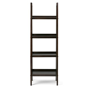 Sawhorse Ladder Bookcase Simpli Home 2018 Sale