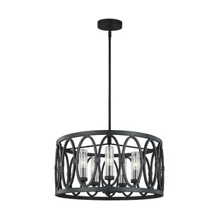 Cavana 5-Light Outdoor Chandelier