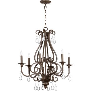 Astoria Grand Serpa 6-Light Chandelier