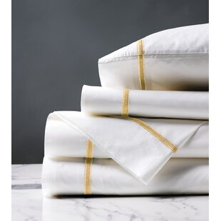 Eastern Accents Remy Satin Stitch 200 Thread Count Sheet Set